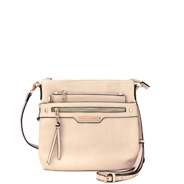 <i>the</i> EVERYDAY CROSSBODY <i>cream</i>
