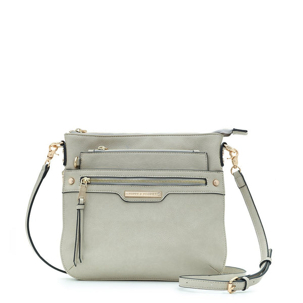 <i>the</i> EVERYDAY CROSSBODY <i>grey</i>