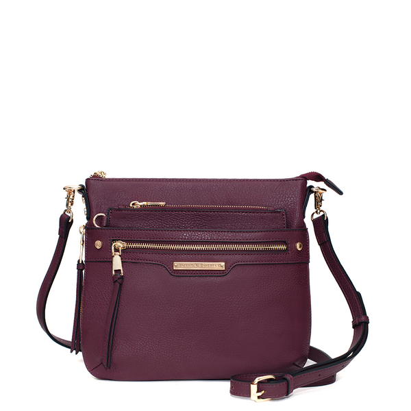 <i>the</i> EVERYDAY CROSSBODY <i>wine</i>
