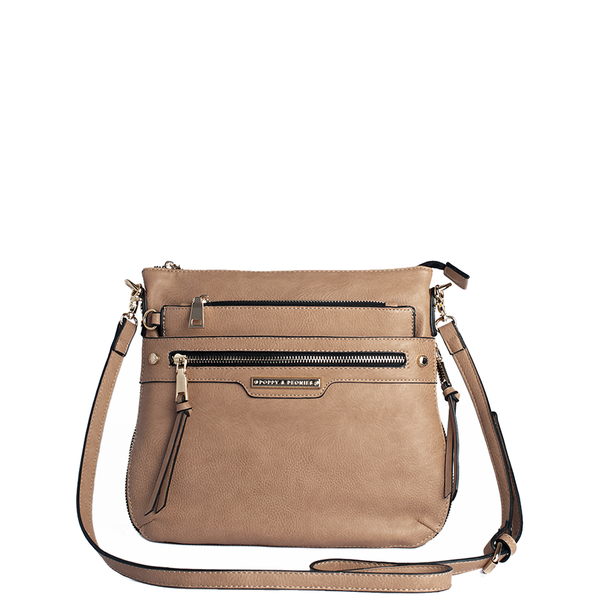<i>the</i> EVERYDAY CROSSBODY <i>nude</i>