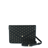 <i>the</i> RSVP CLUTCH <i>black</i>