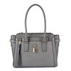 <i>the</i> SOHO SATCHEL <i>charcoal</i>