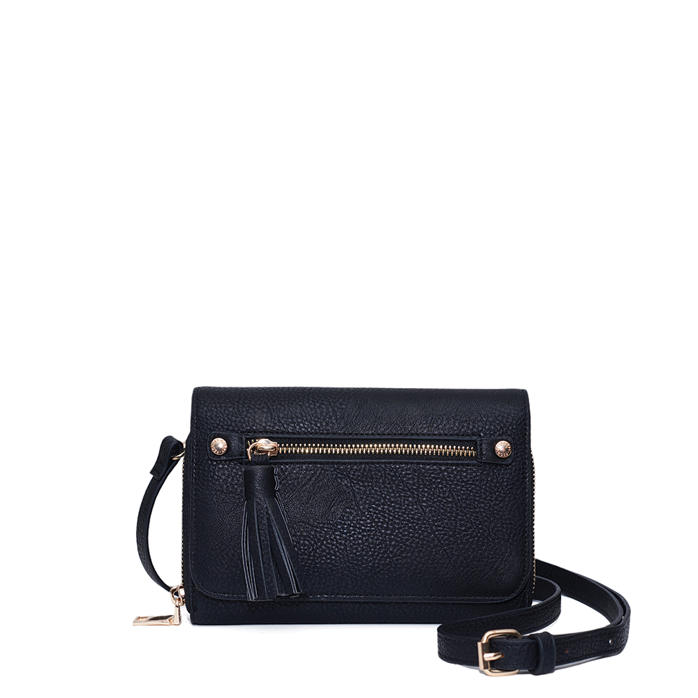 <i>the</i> FRANKIE WALLET <i>black</i>