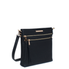 <i>the</i> GLOBETROTTER CROSSBODY <i>black</i>