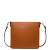 <i>the</i> GLOBETROTTER CROSSBODY <i>chestnut</i>