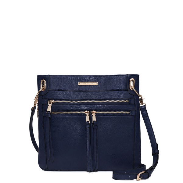 <i>the</i> HARLOW CROSSBODY <i>navy</i>