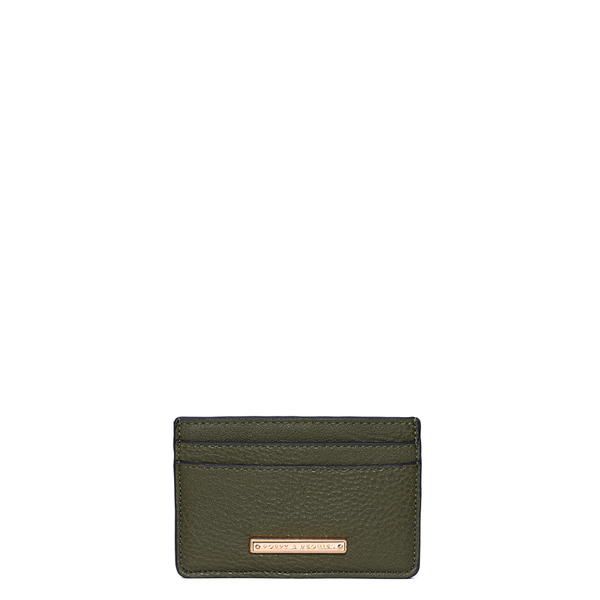 HOLD ME CARD HOLDER <i>olive</i>