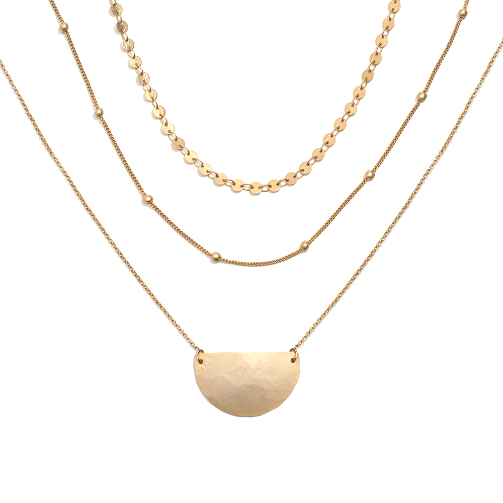 JOSIE NECKLACE SET  <i>gold</i>