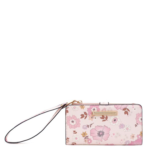 the LILLY WALLET desert floral