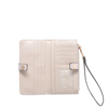 the LILLY WALLET ivory croco