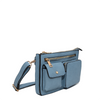<i>the</i> LOULOU BELT BAG <i>azure blue</i>