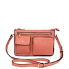 <i>the</i> LOULOU BELT BAG <i>coral</i>