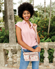 <i>the</i> LOULOU BELT BAG <i>garden floral</i>