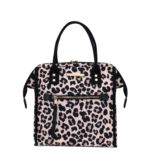 <i>the</i> LUNCH BAG <i>leopard</i>