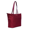 the ON-THE-GO TOTE burgundy
