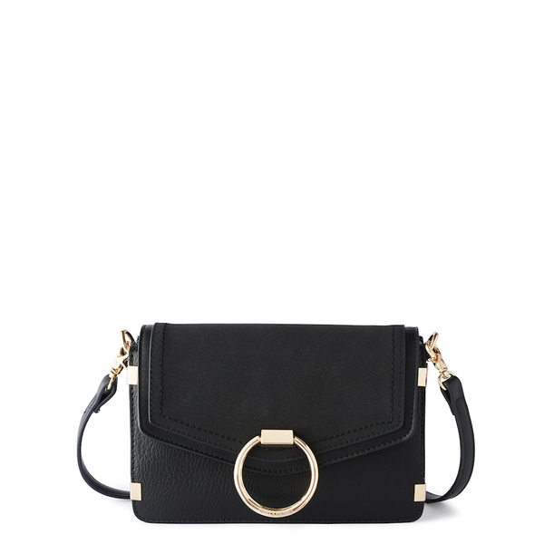 <i>the</i> BRIGITTE CROSSBODY <i>black</i>