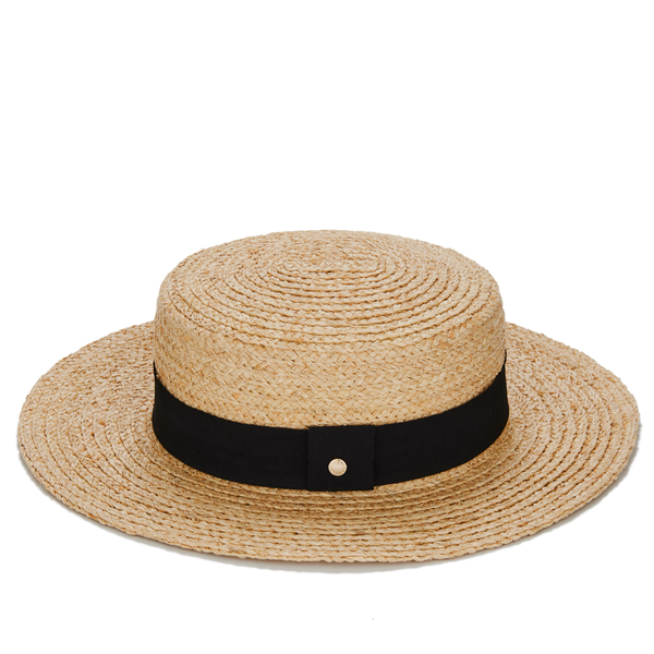 the SEASIDE HAT straw
