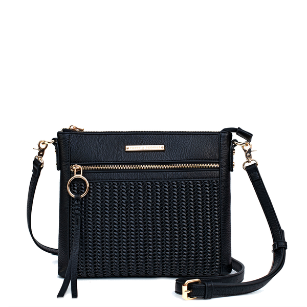 the POSADA CROSSBODY black