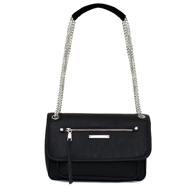 the REVEL CROSSBODY black