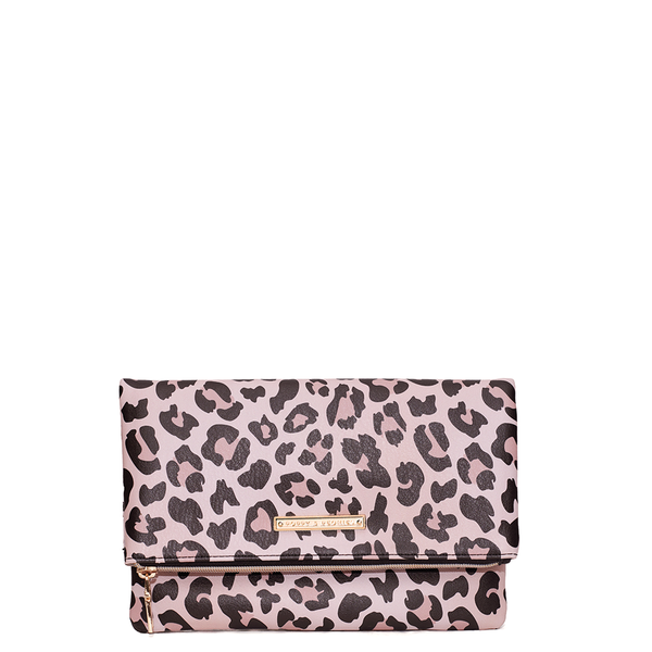 <i>the</i> RUBY CLUTCH <i>leopard</i>