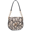 <i>the</i> SADDIE SADDLE BAG <i>snake</i>
