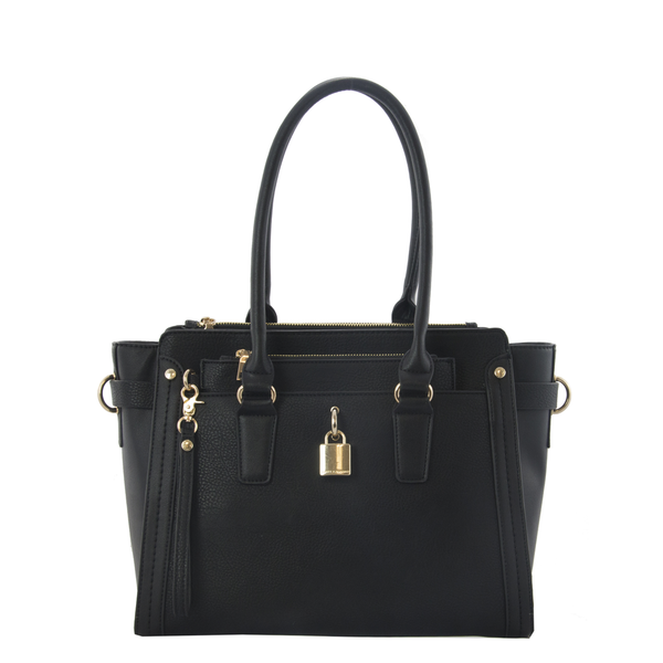 <i>the</i> SOHO SATCHEL <i>black</i>