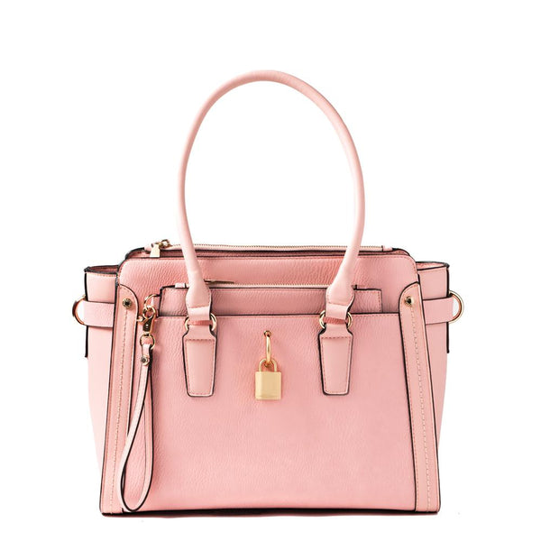 <i>the</i> SOHO SATCHEL <i>blush</i>