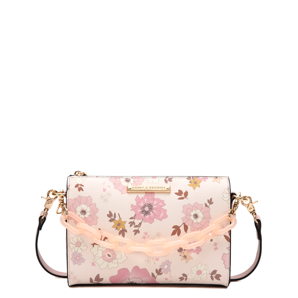 the TULA CROSSBODY desert floral
