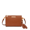 <i>the</i> TULA CROSSBODY <i>toffee</i>