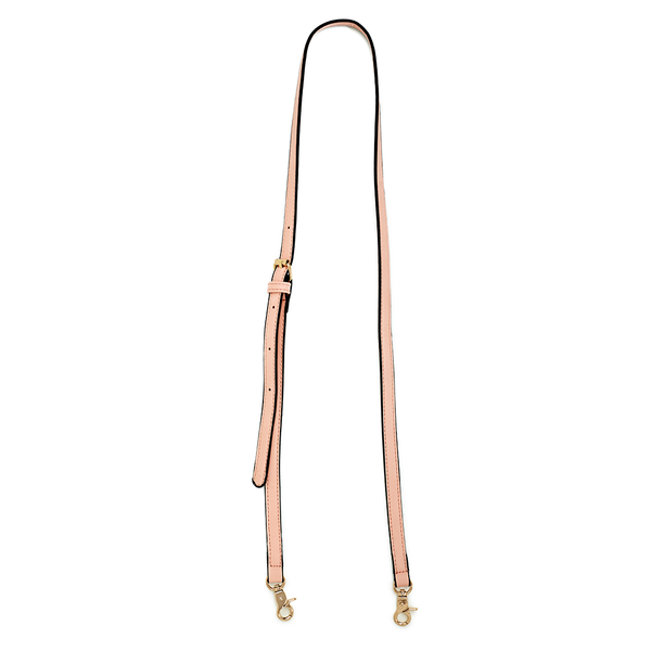 CROSSBODY STRAP <i>blush</i>