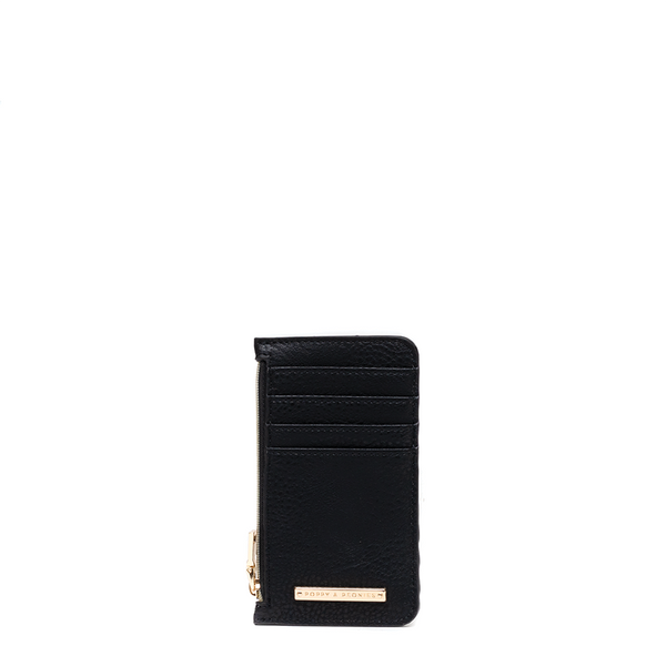 ALL YOU NEED CARD HOLDER <i>black</i>