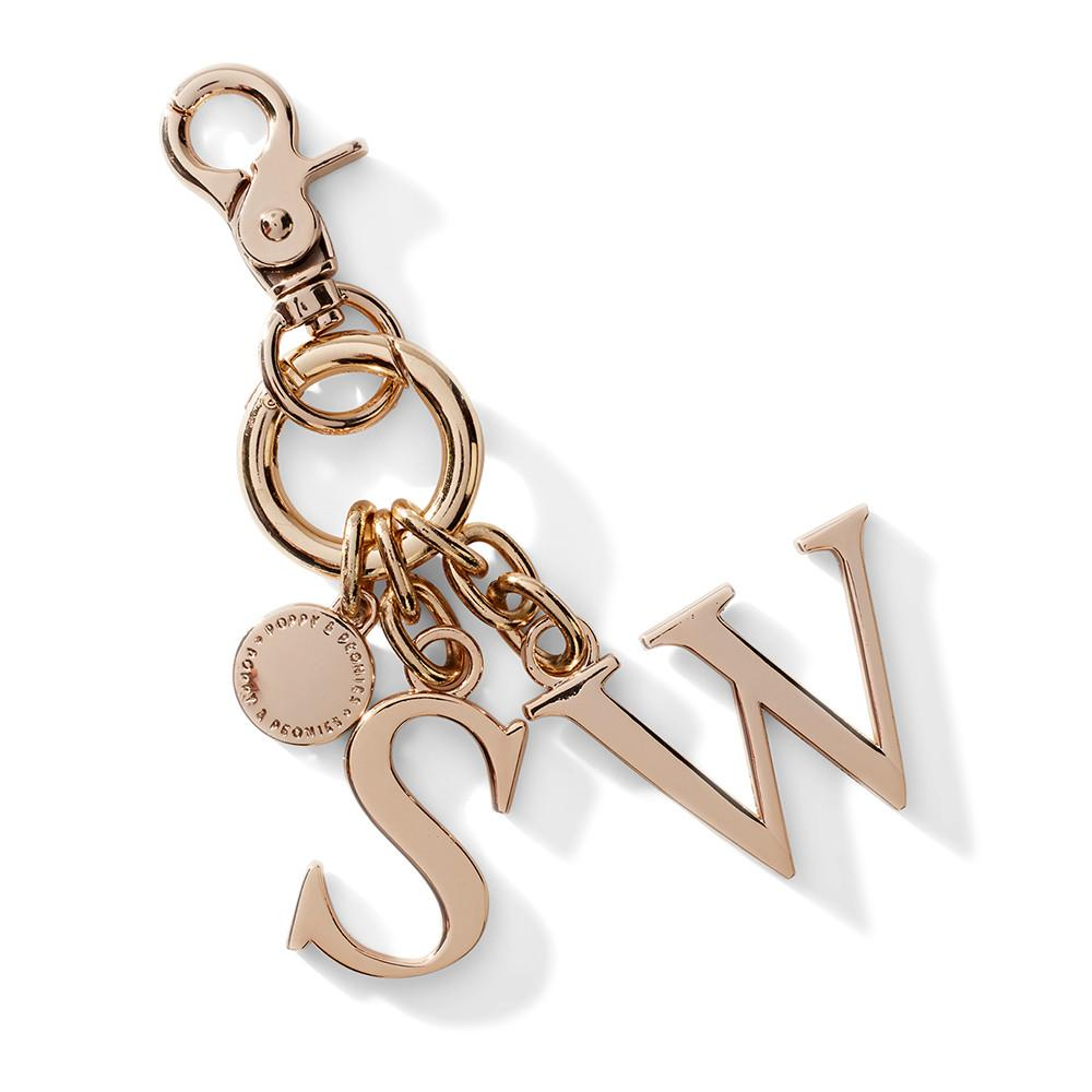 Metal Initials Glamorous Metal Initials  Poppy & Peonies Review