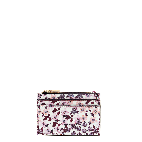 <i>the</i> MILLIE CARD HOLDER <i>floral print</i>