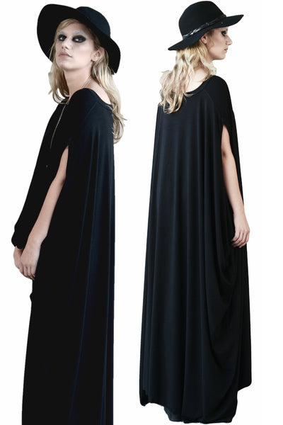 Deia Maxi Dress Oversized Caftan - BABOOSHKA BOUTIQUE - 1