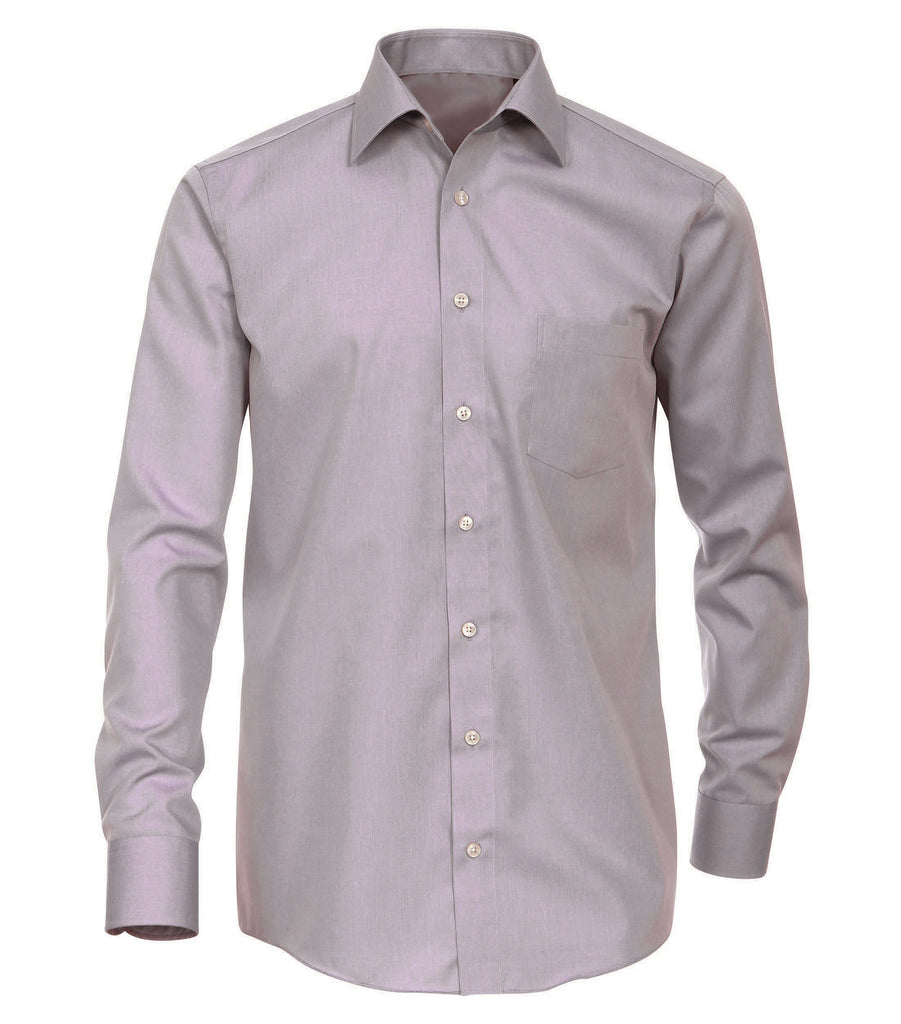 Classic Lilac Boys Dress Shirt Gioberti Shirts - Paul Malone.com