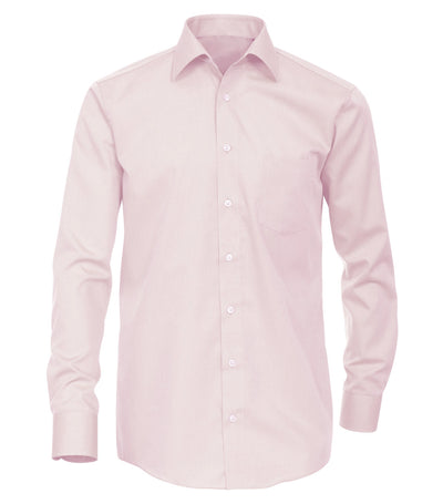 Classic Pink Boys Dress Shirt Gioberti Shirts - Paul Malone.com