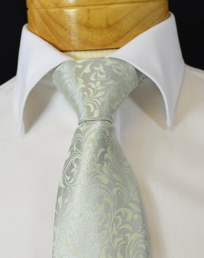 Extra Long Champagne Vines Men's Tie BerlinBound Ties - Paul Malone.com