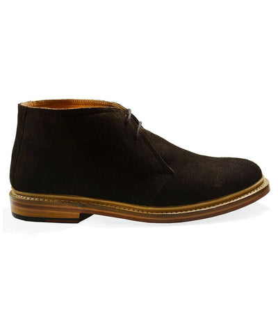 SAHARA Brown Full Leather Chukka Ankle Boots by Paul Malone Paul Malone Shoes - Paul Malone.com