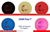 HYPERFLITE JAWZ DISC - Fetch Tough Durable Puncture Resistant Flyer Frisbee Dog