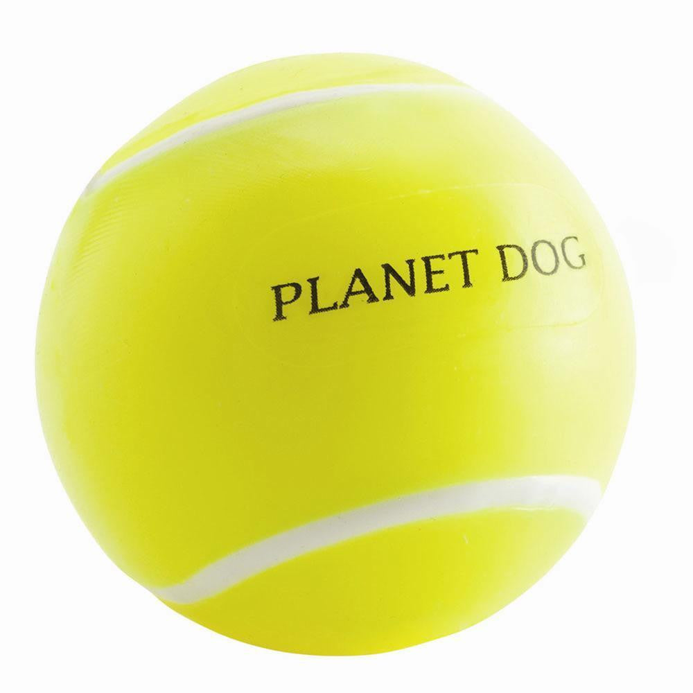 ORBEE-TUFF TENNIS BALL Planet Dog Durable Buoyant Bouncy Minty Made USA Dog Toy