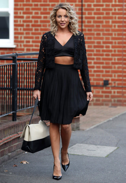 lydia bright wears wolf and whistle
