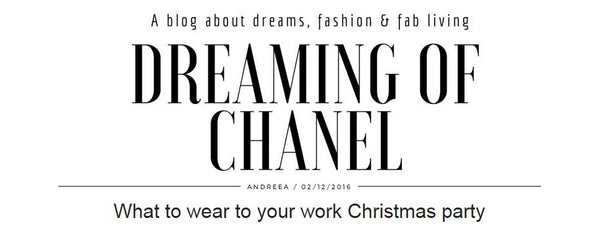 dreaming of chanel wolf & whistle