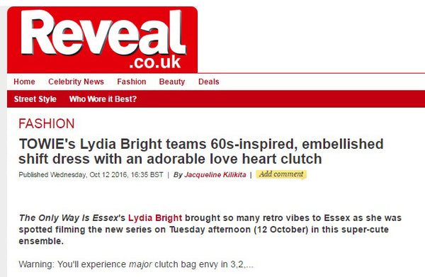 reveal lydia bright towie wolf & whistle
