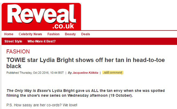 reveal lydia bright wolf & whistle