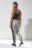 Curve Zebra Chain Leggings