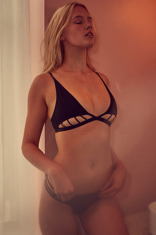 Lyle Cut Out Soft Cup Bra