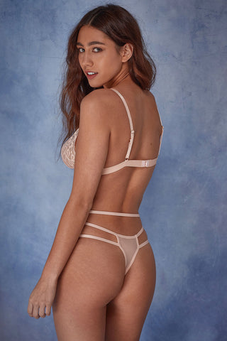 Belle Lace thong