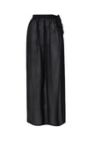 Dena Wrap Beach Skirt Black