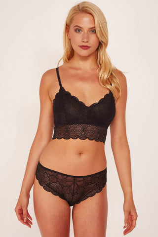 Wolf & Whistle Louisa Lace Detail Body