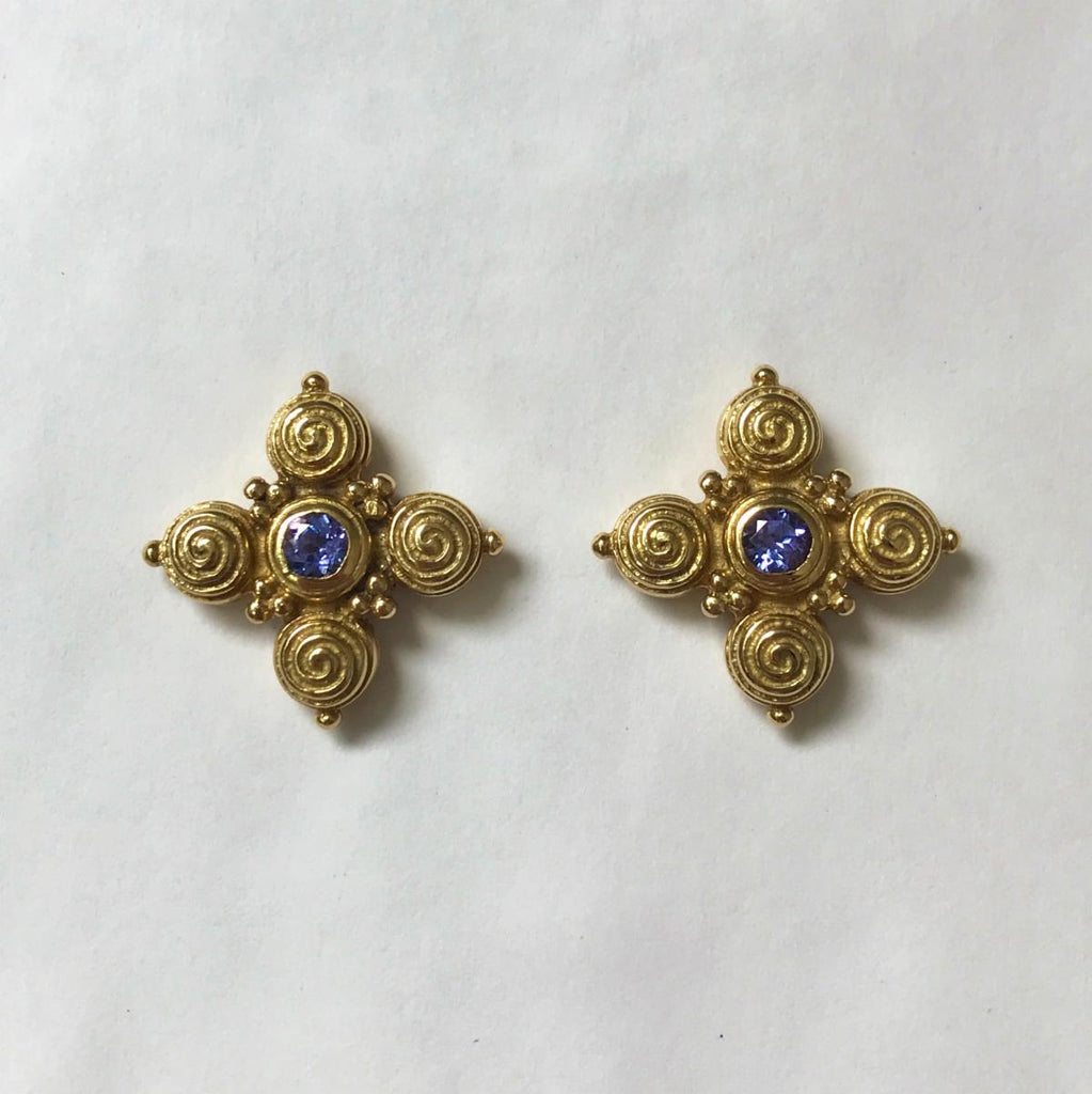 Sunday Brunch: Stud Earrings (and the Unpierced Equivalent!)